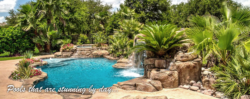 Tropical Pools Of Austin Texas